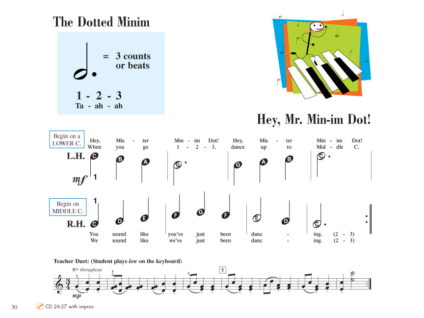 Piano Adventures® Primer Level Lesson & Theory Book