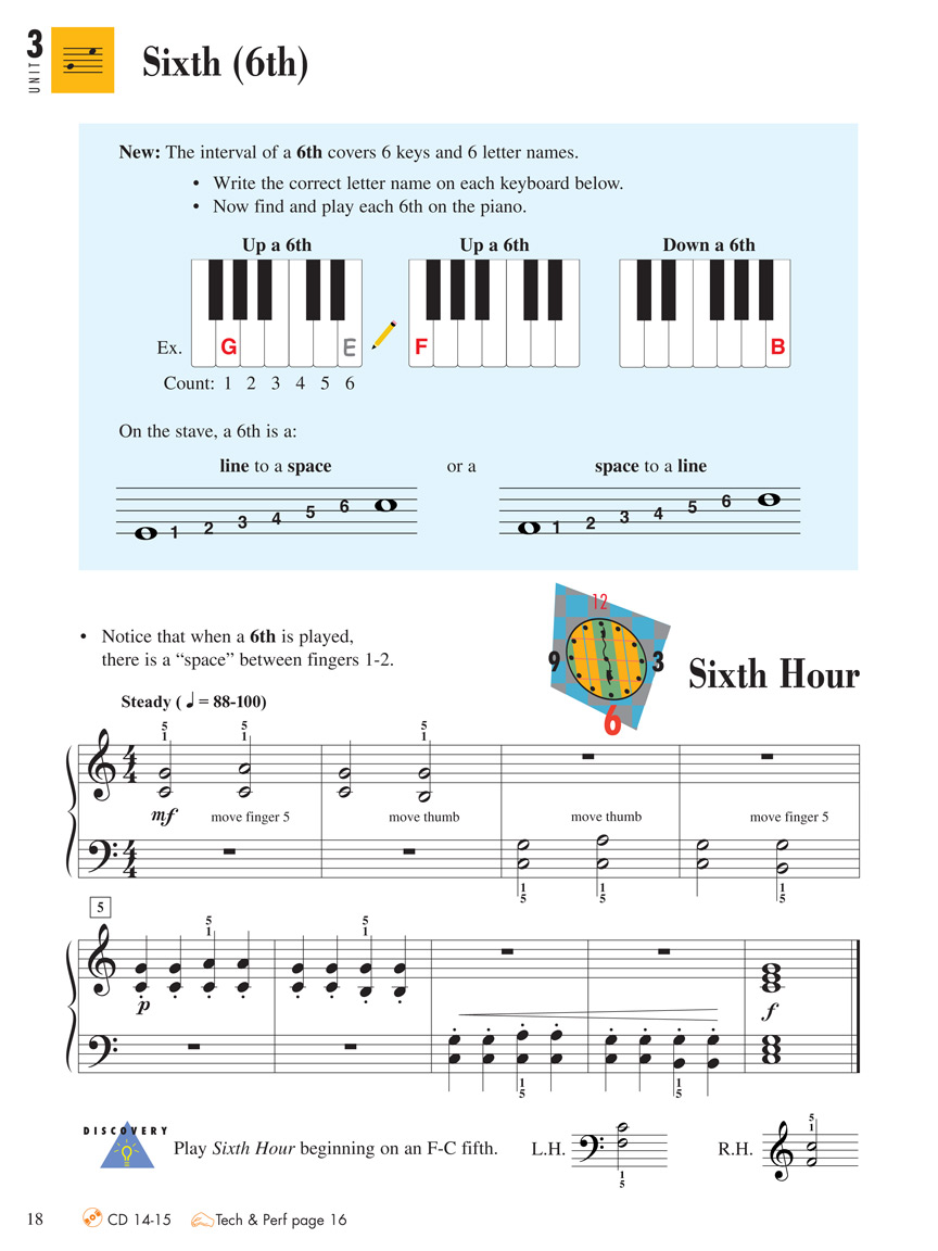 Piano Adventures® Level 2B Lesson & Theory Book