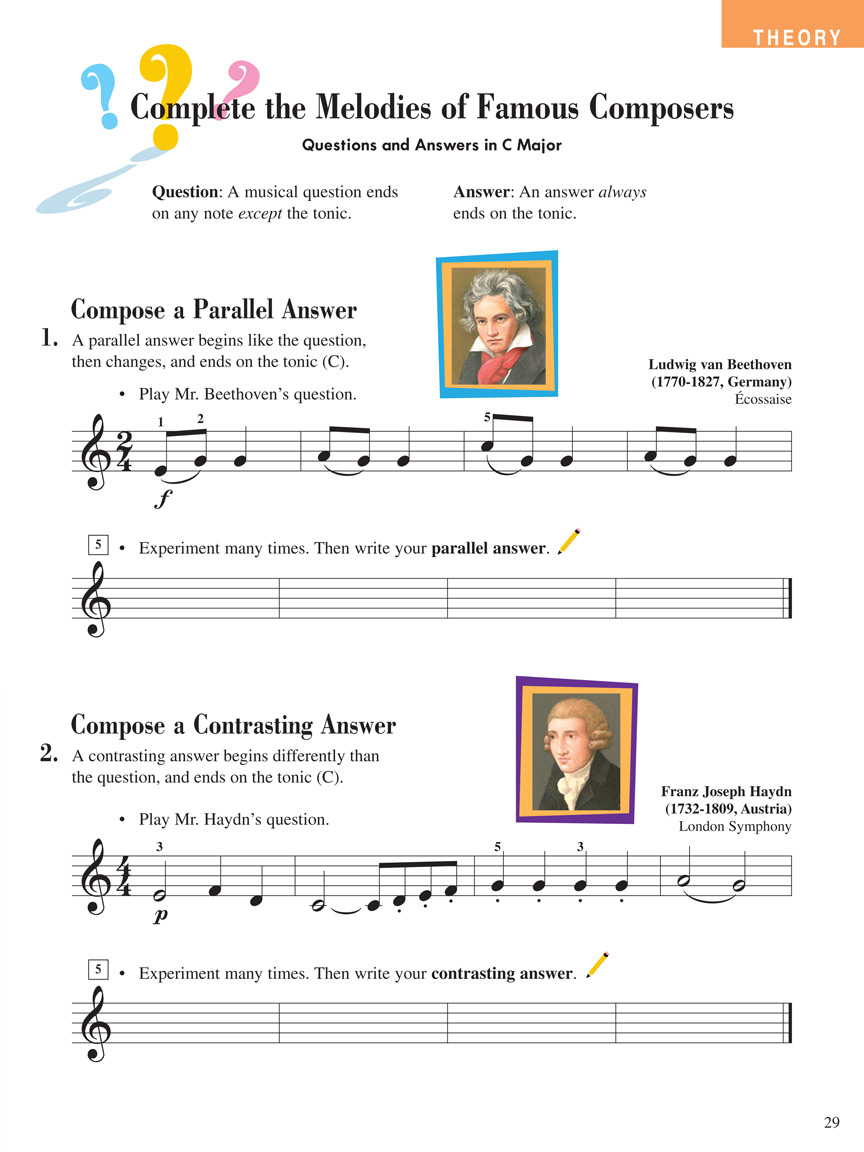 PIANO ADVENTURES LESSON BOOK LEVEL 5 - FABER, NANCY/ FABER, RANDALL - NEW PAPERB