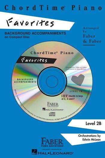 ChordTime® Piano Favorites CD