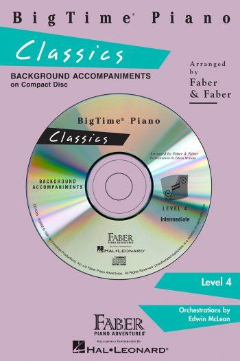 BigTime® Piano Classics CD