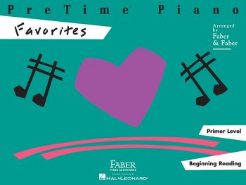 PreTime® Piano Favorites