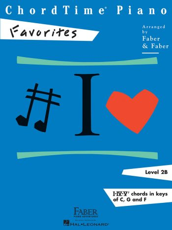 ChordTime® Piano Favorites