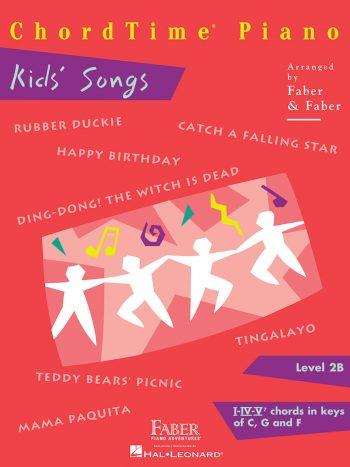 ChordTime® Piano Kids' Songs