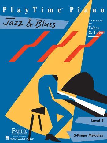 PlayTime® Piano Jazz & Blues