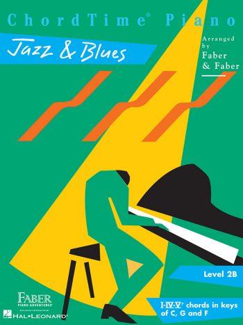 ChordTime® Piano Jazz & Blues