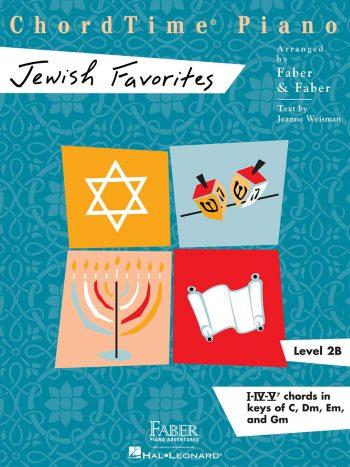 ChordTime® Piano Jewish Favorites