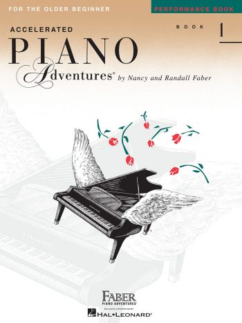 Accelerated Piano Adventures® Performance Book 1