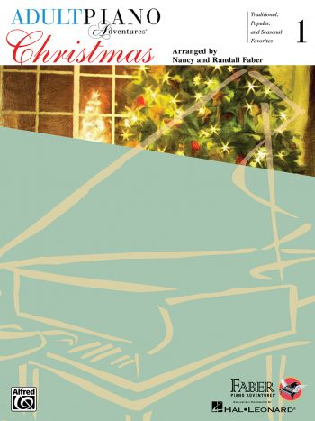 Adult Piano Adventures Christmas Book 1