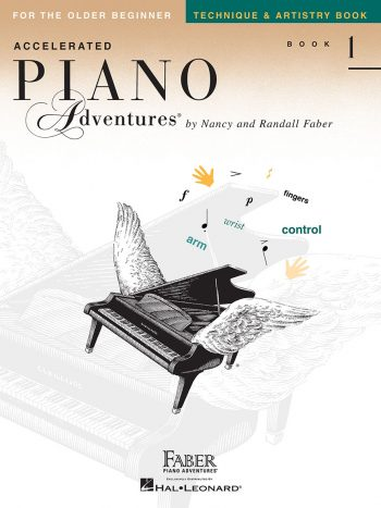Accelerated Piano Adventures® Technique & Artistry Book 1