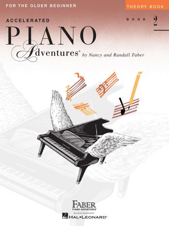 Accelerated Piano Adventures® Theory Book 2