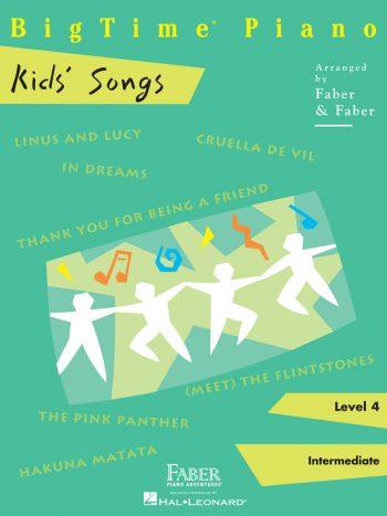 BigTime® Piano Kids' Songs