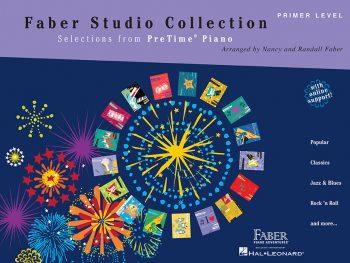 PreTime® Piano Faber Studio Collection