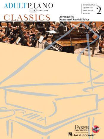 Adult Piano Adventures Classics Book 2