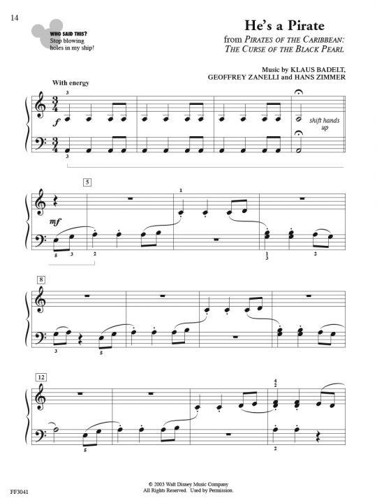 Showtime® Piano Disney