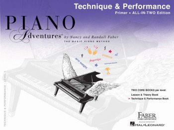 Piano Adventures® Primer Level Technique & Performance Book