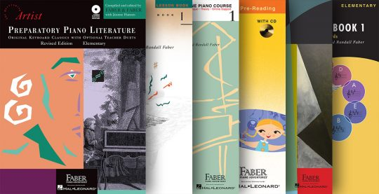 Other Faber Publications